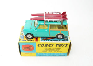 Corgi Toys 485 Surfing with B.M.C Very Near Mint/Boxed