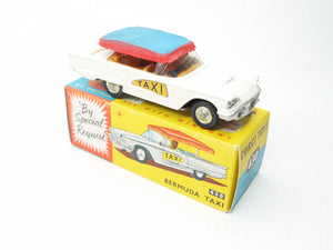 Corgi Toys 430 Bermuda Taxi Very Near Mint/Boxed