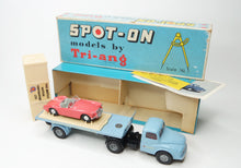 Spot-o 106A/OC Prime Mover With M.G.A Crate Very Near Mint/Boxed