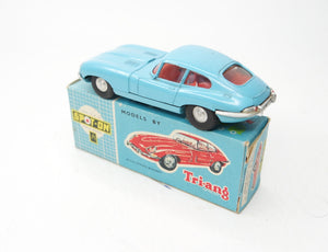 Spot-on 217 E Type Very Near Mint/Boxed
