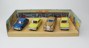 Dinky Toys 126 Motor Show Gift Set  Very Near Mint/Boxed
