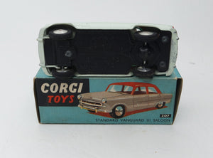 Corgi Toys 207 Vanguard Virtually Mint/Boxed (C.C)