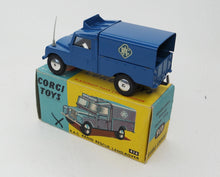 Corgi Toys 416 R.A.C Land-Rover Very Near Mint/Boxed (C.C)