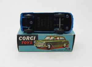 Corgi Toys 202 Morris Cowley Very Near Mint/Boxed (C.C).