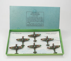 Dinky Toys 62h Hawker 'Hurricane' (Shadow Shaded) Mint/Boxed