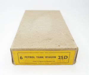 Dinky Toys 25D Petrol Tank Trade Set Very Near Mint/Boxed (L.C)