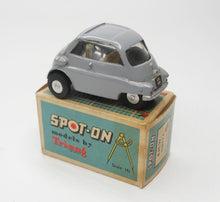 Spot-on 118 BMW Isetta Virtually Mint/Boxed