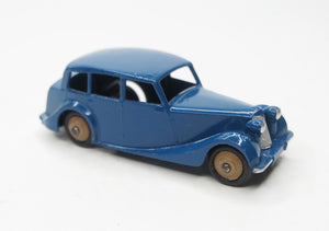 Dinky 40B Triumph 1800 Virtually Mint (C.C)
