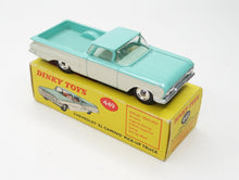 Dinky toys 449 El Camino Pick-Up Truck (Blue interior) Virtually Mint/Boxed