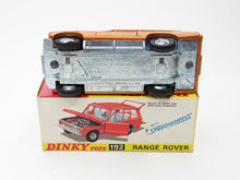 Dinky toys 192 Range Rover Virtually Mint/Boxed (C.C)