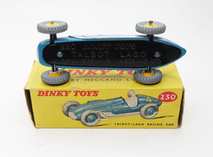 Dinky Toys 230 Talbot-Lago Very Near Mint/Boxed