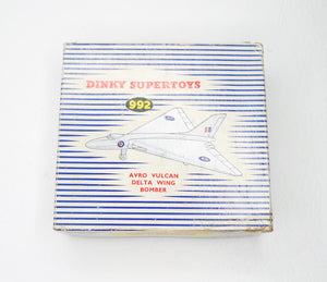 Dinky Toys 992 Avro Vulcan Delta Wing Bomber Very Good/Boxed