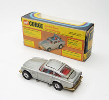 Corgi Toys 270 James Bond DB5 Virtually Mint/Boxed
