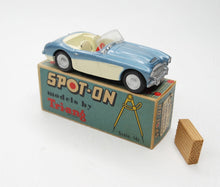 Spot-on 105/1 Austin Healey Very Near Mint/Boxed.