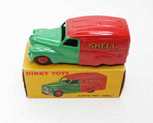 Dinky Toys 470 Austin 'Shell & B.P' Very Near Mint/Boxed.