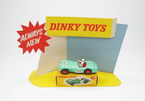 Dinky Toys 'Always New'  Card Display for Individual Model