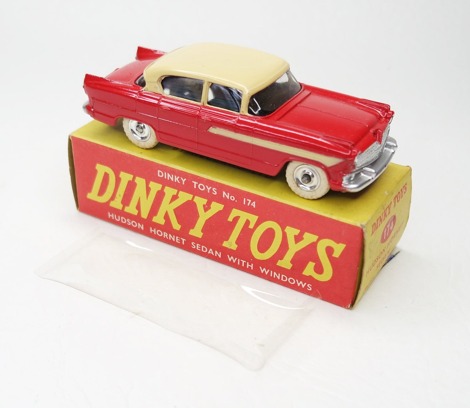 Dinky Toys 174 Hudson Hornet Virtually Mint/Boxed (C.T.C)