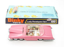 Dinky toys 100 Fab 1 Virtually Mint/Boxed 1/15