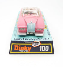 Dinky toys 100 Fab 1 Virtually Mint/Boxed 4/15