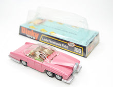 Dinky toys 100 Fab 1 Virtually Mint/Boxed 3/15