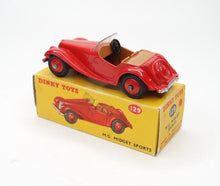 Dinky toys 129 M.G Miget U.S export Issue Very Near Mint/Boxed (C.C)