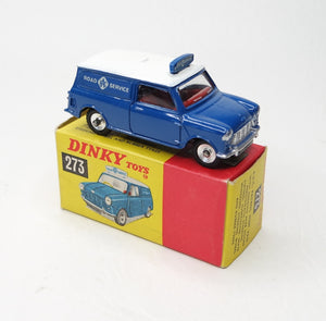 Dinky Toys 273 R.A.C Minivan Virtually Mint/Boxed (C.C)