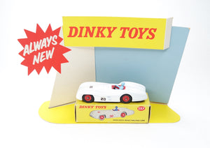 Dinky Toys 'Always New' Card Display for Individual Model (H.C)