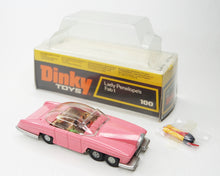 Dinky toys 100 Tall/Plinth Fab 1 Virtually Mint/Boxed.