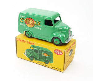 Dinky toys 454 'Cydrax' Trojan Virtually Mint/Boxed.