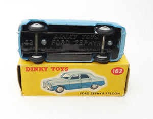 Dinky Toys 162  Ford Zephyr Virtually Mint/Boxed (C.C)
