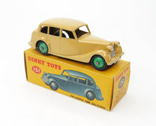 Dinky toys 151 Triumph 1800 Virtually Mint/Boxed (C.C).