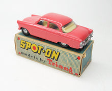 Spot-on 100 Ford Zodiac Very Near Mint/Boxed.
