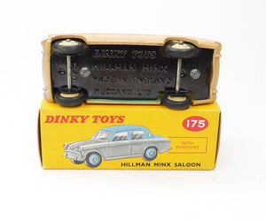 Dinky Toys 175 Hillman Minx Virtually Mint/Boxed.