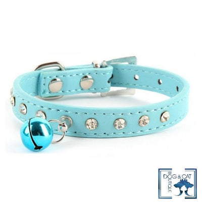 COLLIER STRASS POUR CHAT - Dog & Cat Boutique