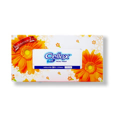 Cellox Purify Facial 2 Ply 150 sheets-Rosy