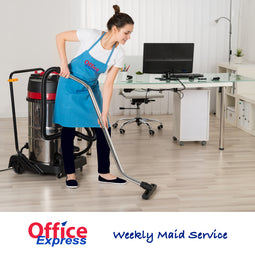 Maid Service - 1 time a week - Half Day