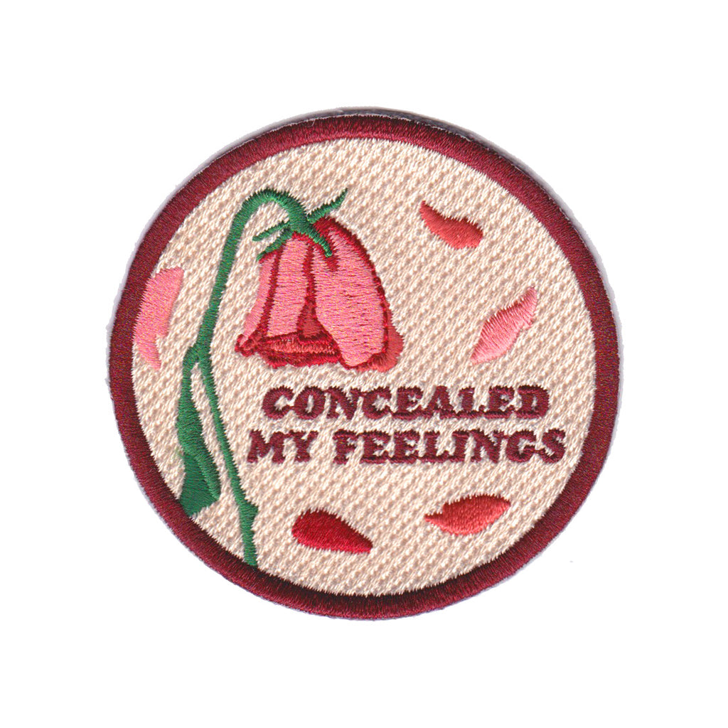 Concealed My Feelings