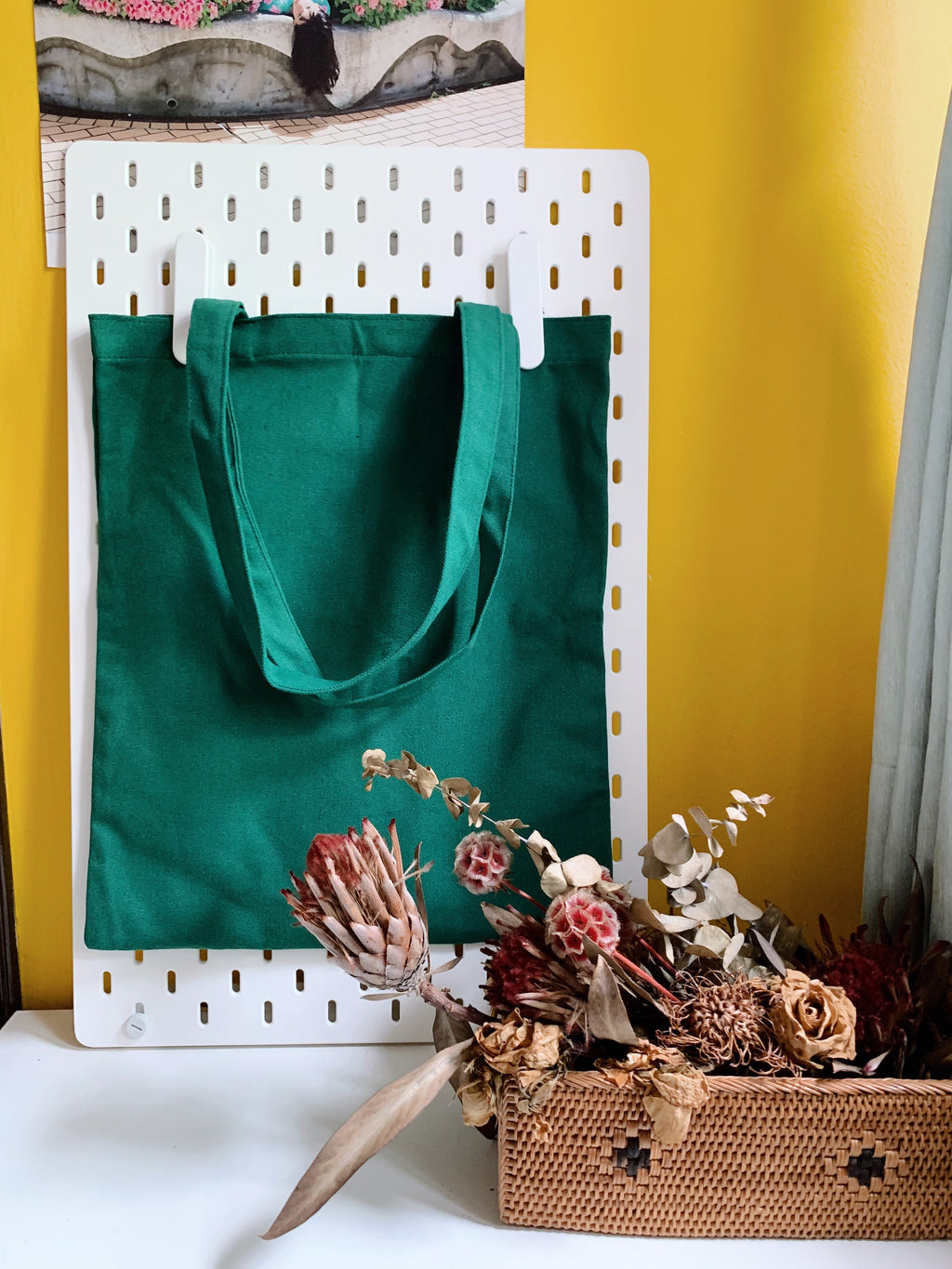 Plain Tote Bag