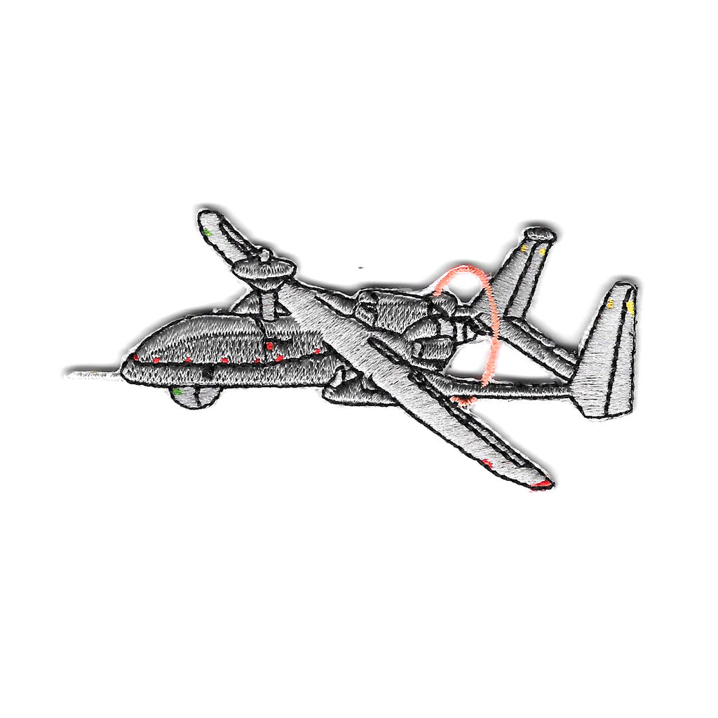 Heron 1 UAV Iron On Patch