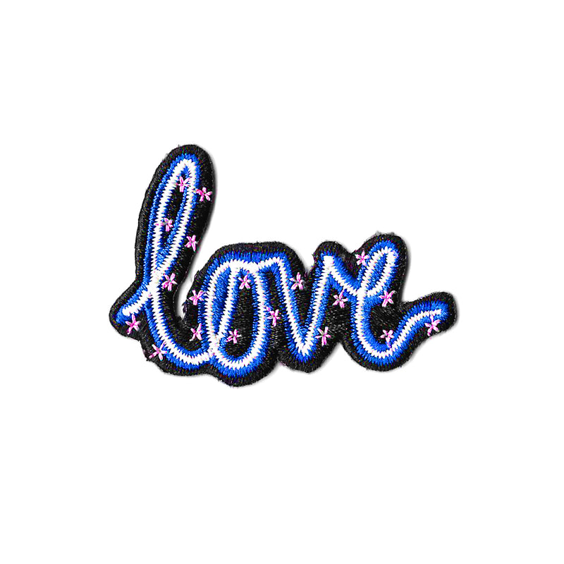 Electric Love Iron On Patch
