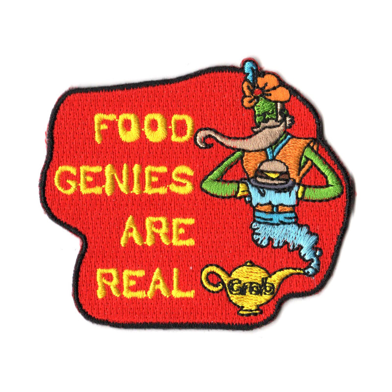 Grab x Pew Pew: Food Genies
