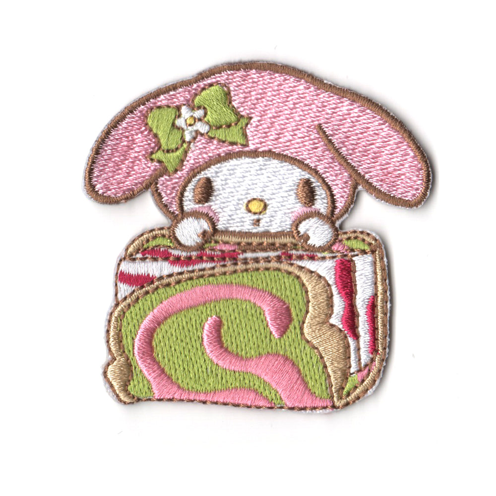 Sanrio characters x Pew Pew Patches: My Melody Ice Cream Sandwich