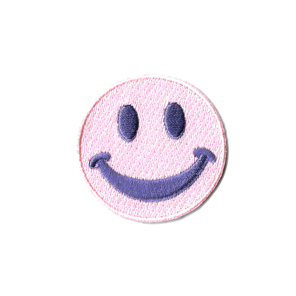 Pink Smiley