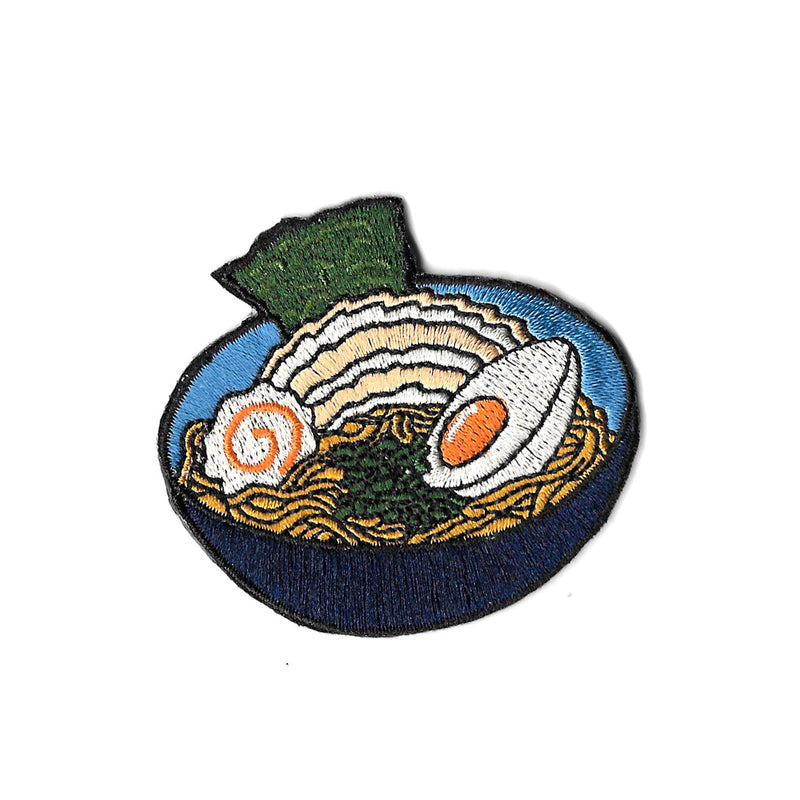Ramen Iron On Patch