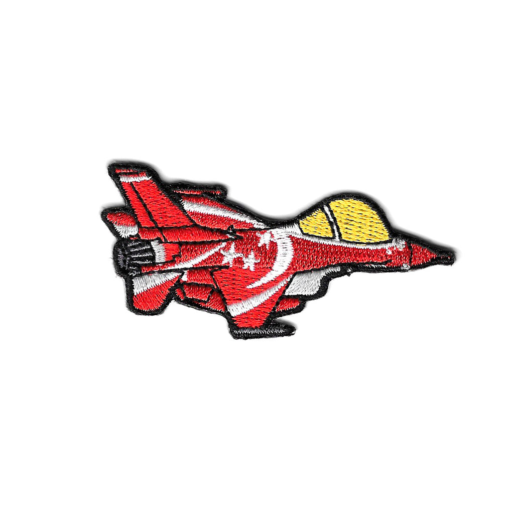 Singapore Fighter Jet Iron On Patch