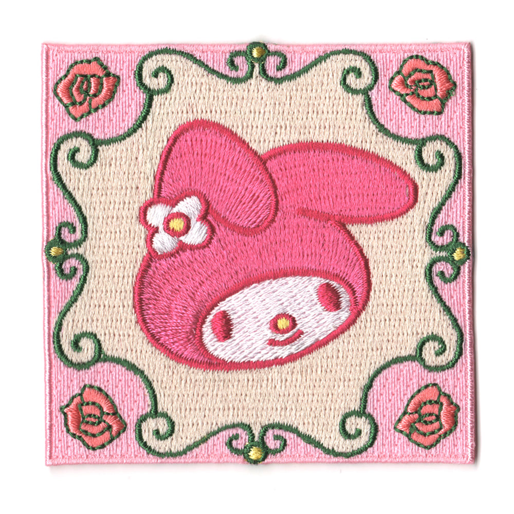 Sanrio characters x Pew Pew Patches: My Melody Tile