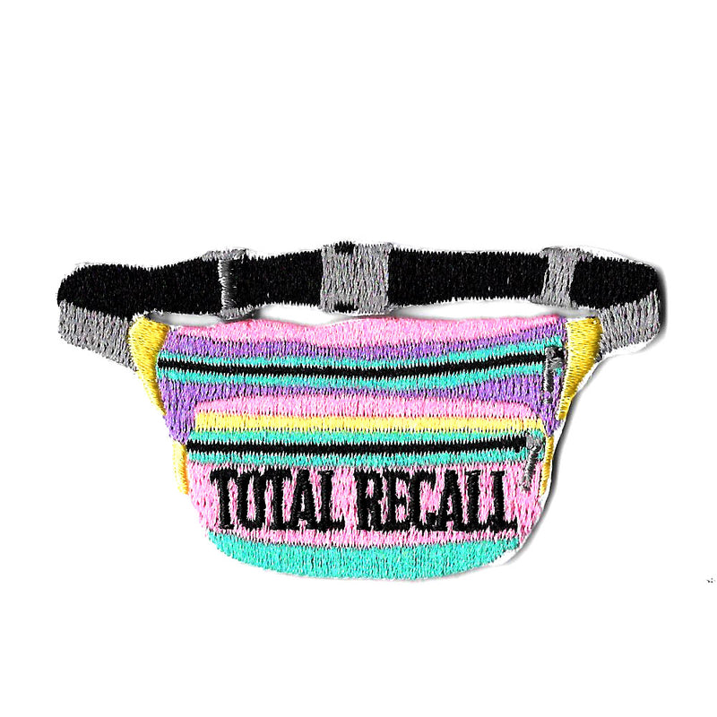 Pew Pew x Zouk: Total Recall Fanny Pack