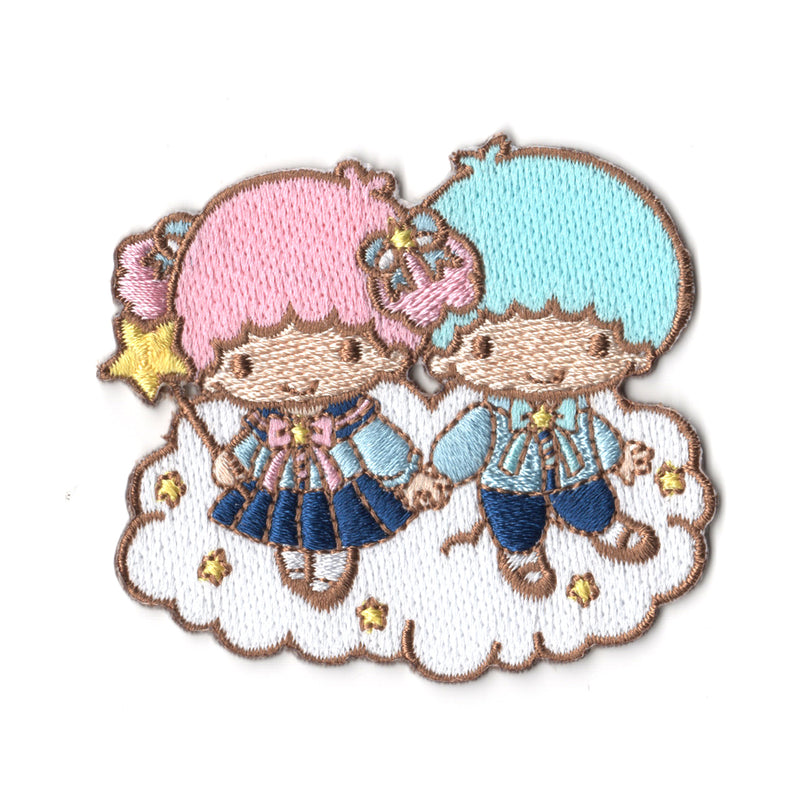 Sanrio characters x Pew Pew Patches: Little Twin Stars Go To School