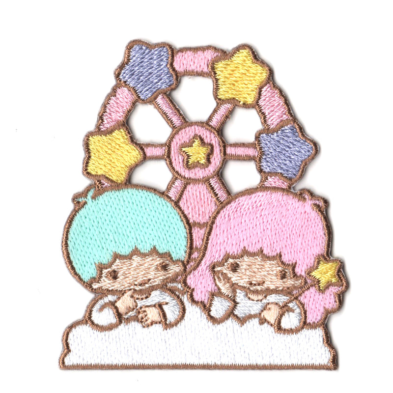 Sanrio characters x Pew Pew Patches: Little Twin Stars Singapore Flyer