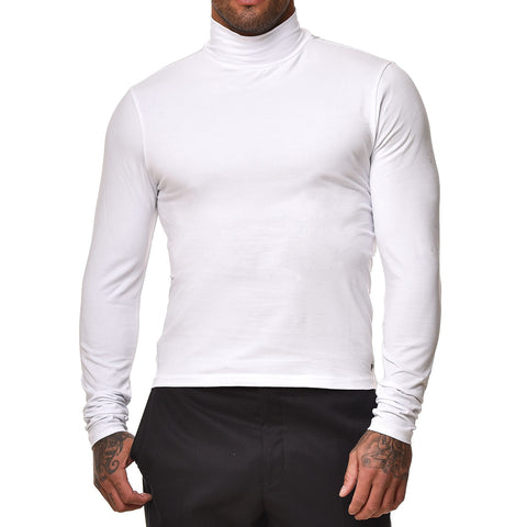 White Slim Base Layer